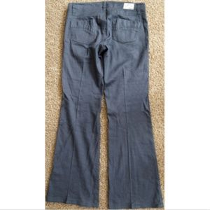 Level 99 NEWPORT Fitted Wide Leg Pants 28